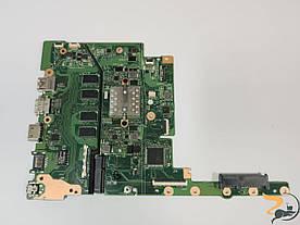"Материнська плата для ноутбука Asus E402S, 14.0"", E402SA, Rev:2.1, 60NB0B60-MB1420, 69N0SXM14B03, Б/В. Має впаяний процесор Intel Mobile Celeron"