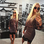 Женский красивый костюм: блуза и юбка (расцветки), фото 5