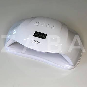 Лампа SUN X Plus UV+LED на 72 Вт для сушки гель-лака, геля