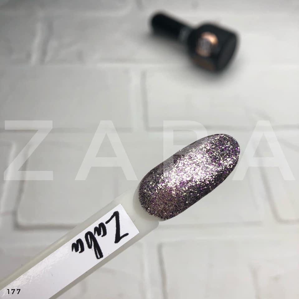 Гель-лак lilly beaute № 177, 12 мл