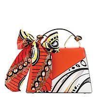 Женская кожаная мини-сумка Сromia