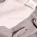 Спортивный костюм серый, трехнитка на флисе, фото 7