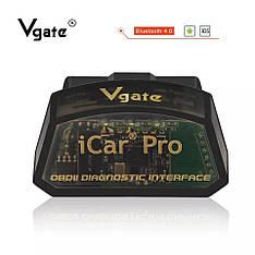 Диагностический автосканер Vgate iCar Pro ELM 327 OBD2 V2.1 Bluetooth 4.0 для Android, iOS