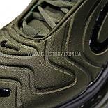 Кроссовки AIR Max 720 Green (Реплика ААА), фото 7