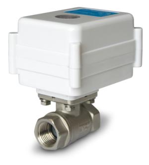 Кран с электроприводом Neptun AquaControl 220V 20 мм (3/4'')