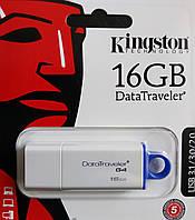 Флеш накопитель Kingston DataTraveler G4 16 гб 3.1