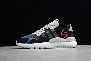 Кросівки чоловічі Adidas Nite Jogger 2019 Boost / ADM-2514 (Репліка)