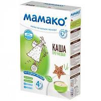 Каша молочная гречневая на козьем молоке 4м+ 200г Мамако 1105410