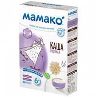 Каша молочная овсяная на козьем молоке 6м+ 200г Мамако 1105414