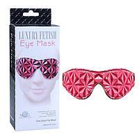 Маска розовая Eye Mask