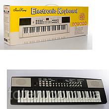 Пианино синтезатор SK4912. 49 клавиш 58 см, демо, MP3