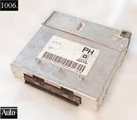 Электронный блок управления (ЭБУ) Opel Astra F 1.6 91-94г (C16NZ)