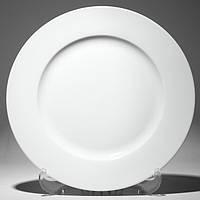 "Тарелка круглая 10"" (25.5 см) с бортом F0087 10"