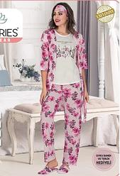 Красивый пижамный комплект Akyyldyz Le'Maries