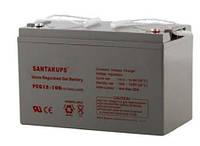 Аккумуляторная батарея SANTAKUPS FCG 12-100 GEL
