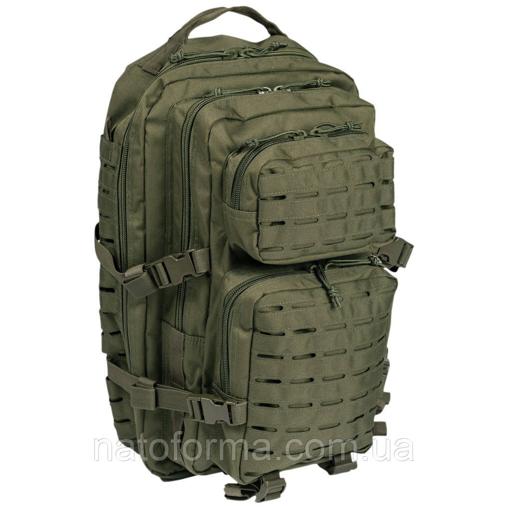 Рюкзак тактический, Mil-Tec Assault Pack Laser Cut Olive