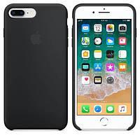 Оригинальный чехол Apple Leather Case Black (MQH72ZM/A) для Iphone 7 Plus / Iphone 8 Plus
