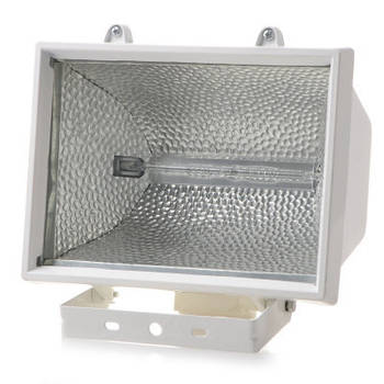 HL-03 1000W white прожектор галогенный IP54 белый