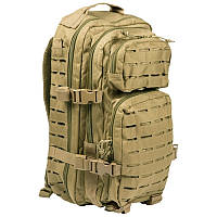 Рюкзак тактический, Mil-Tec Assault Pack Laser Cut Coyote
