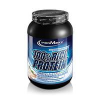 IronMaxx 100% Rice Protein 900g Черный шоколад