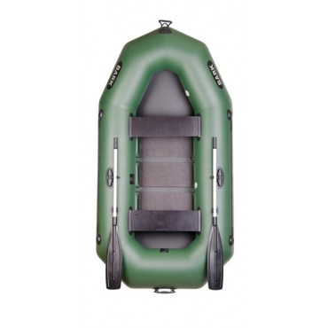 Двухместная надувная гребная лодка BARK B-270