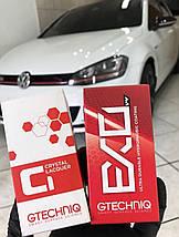 Стандартный комплект защитных покрытий - Gtechniq EXO 50 мл. and C1 50 мл. (EXO/C1-50ml), фото 3