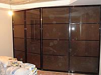 Раздвижная система для гардеробной комнаты