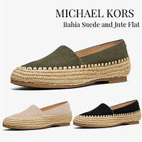 Лоферы слипоны Michael Kors Bahia Slip on Майкл Корс замша  (оригинал США) (Размер 9)
