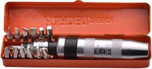 Ударна викрутка в наборі, 14 предметів Harden Tools 550641