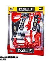 Набор игрушечных инструментов 739-2C оптом