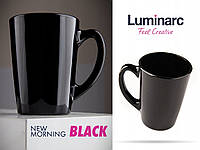 New Morning Black чашка/кружка 320 мл Luminarc Q0156