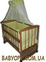 Кровать Сашенька, постельное 8 эл, ортопедический матрас , фото 1