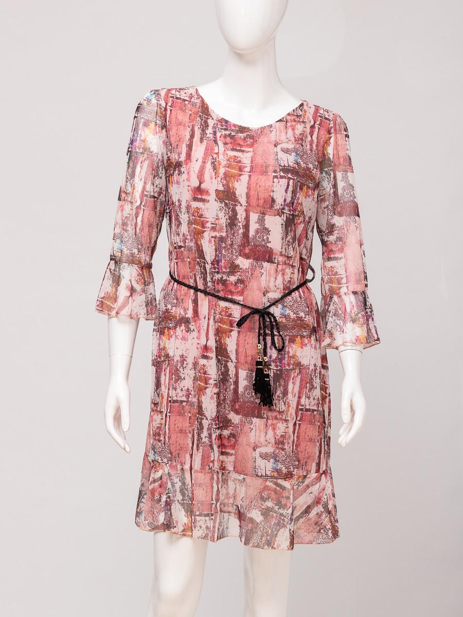 Платье женское CHARM  666 PEMBE
