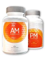 Дневные и ночные добавки (AM & PM Essentials) + Reserve (Резерв) - природный антиоксидант