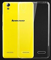 Чехол бампер силиконовый  Lenovo A6000  Lenovo K3