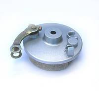 Тормозной барабан переднего колеса с тормозными колодками к модели- BL-ZZW