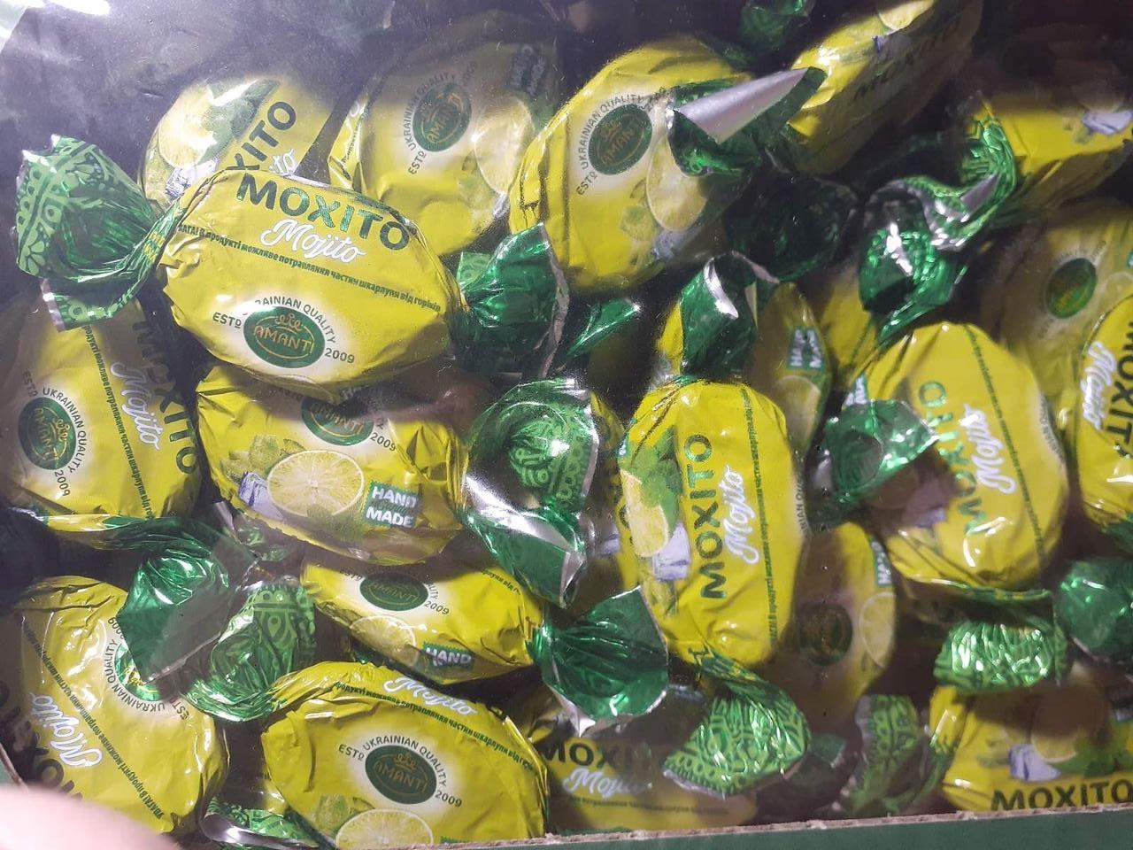 Мохито в шоколаде 1 кг