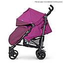 Прогулочная коляска-трость El Camino Rush ME 1013 Ultra Violet фиолетовая, фото 2