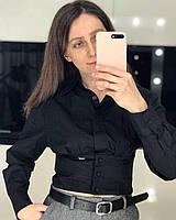 Женская укороченная рубашка Off, фото 1