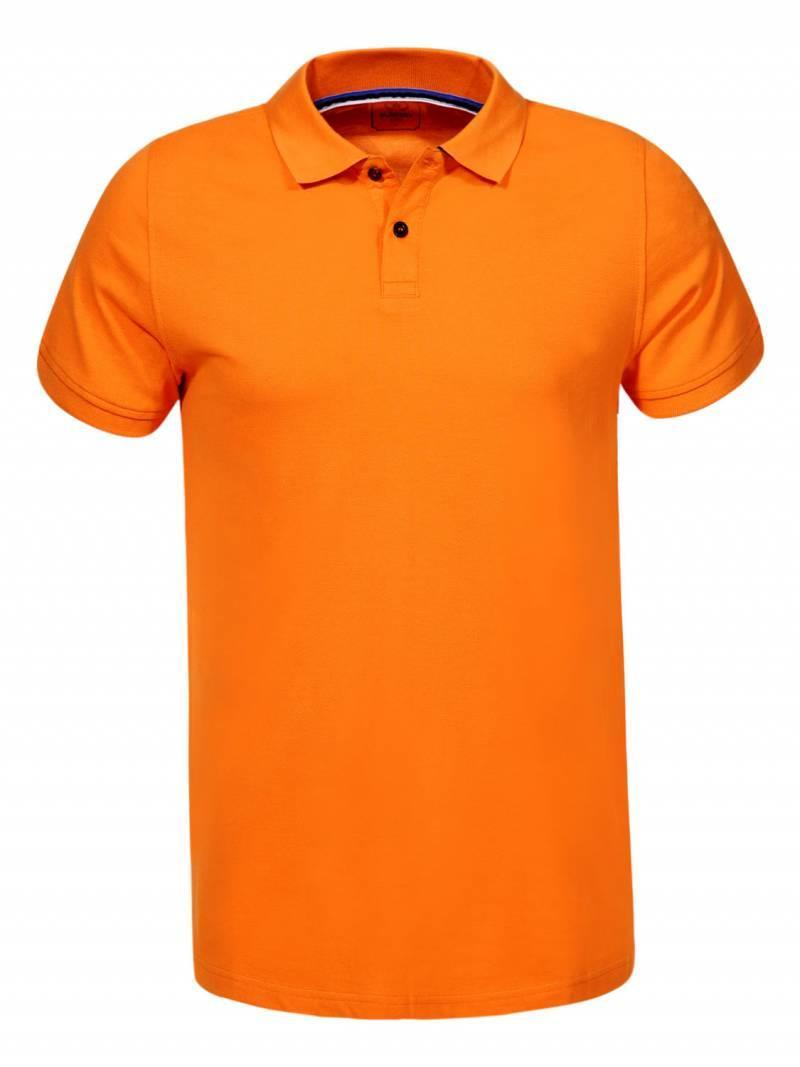 Мужская футболка поло GLO-Story,Венгрия