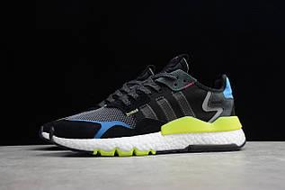 Кросівки чоловічі Adidas Nite Jogger 2019 Boost / ADM-2517 (Репліка)