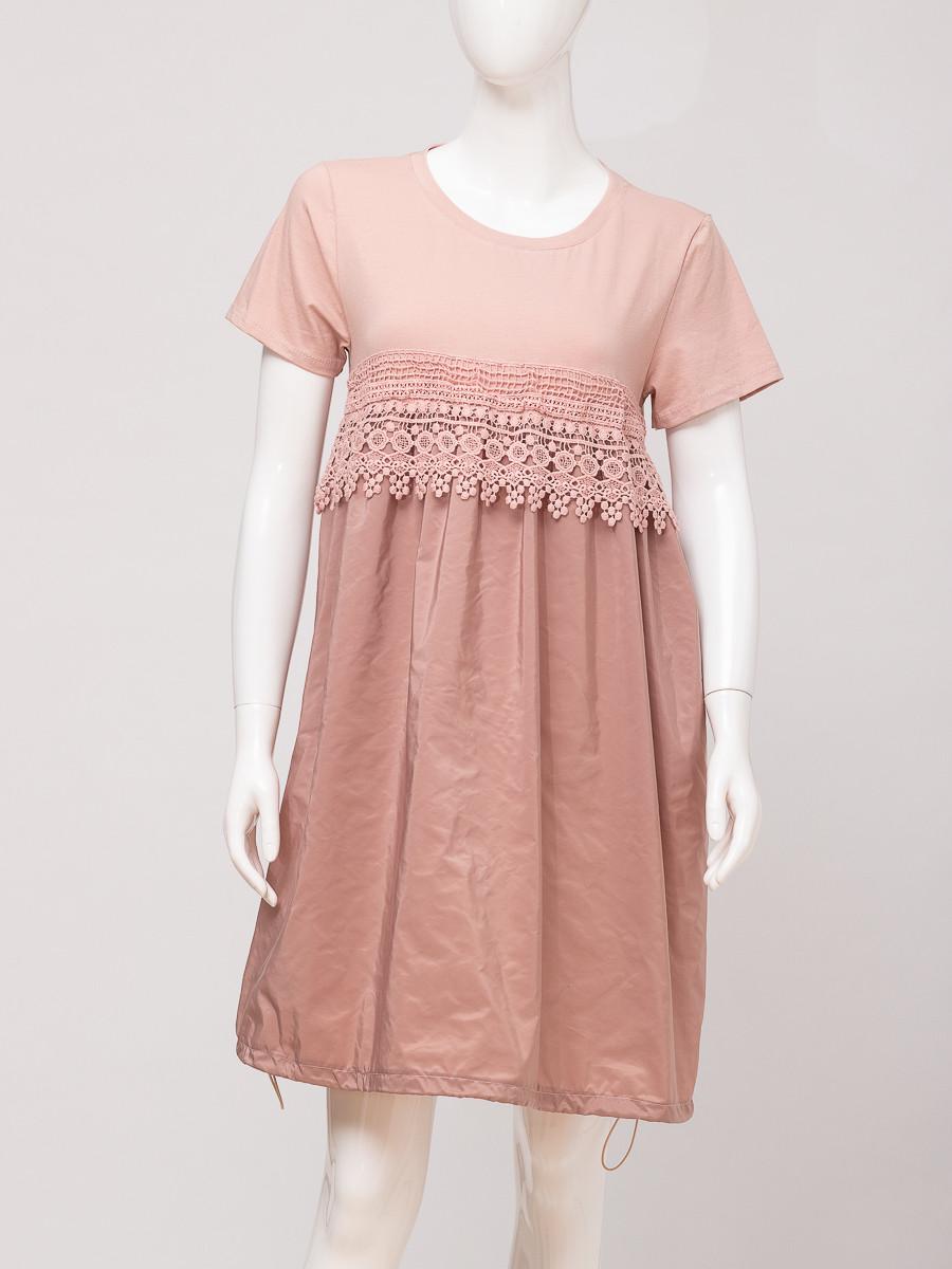 Платье женское MIHOS D873 PEMBE