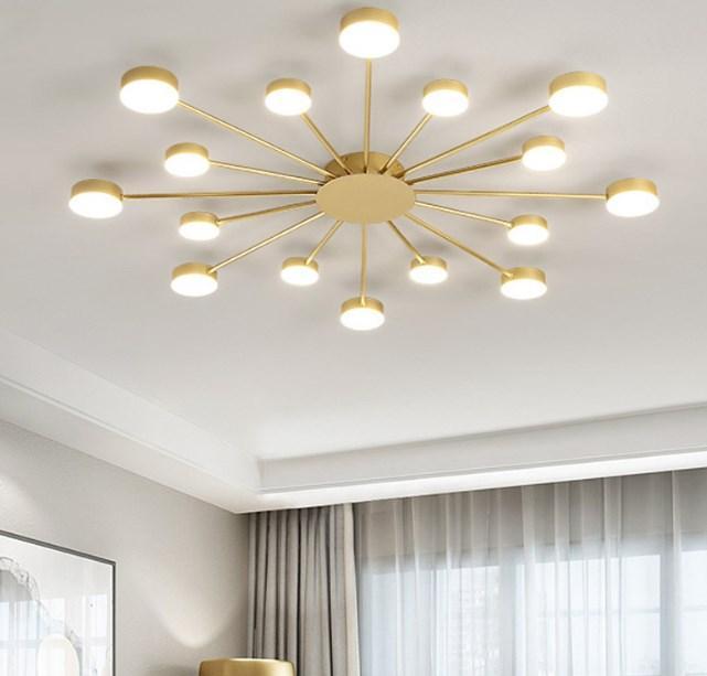 Стельовий світильник для будинку і офісу. Модель RD-221
