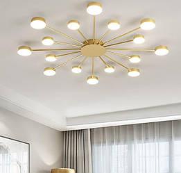 Потолочный светильник для дома и офиса. Модель RD-221