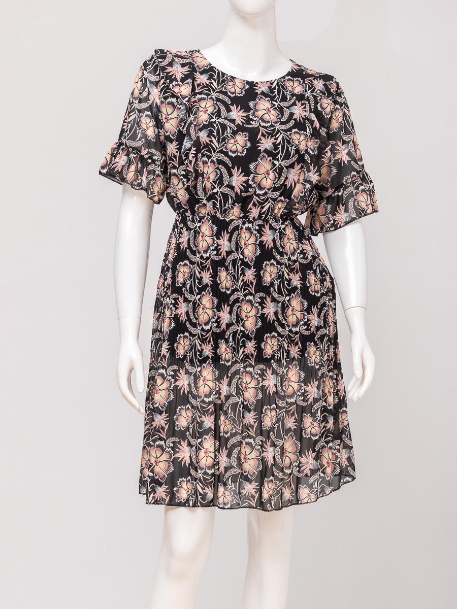 Платье женское MODA 8613 BLACK