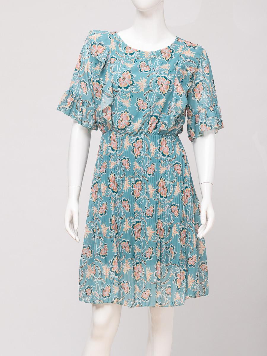 Платье женское MODA 8613 MENTOL