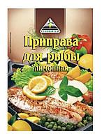 Приправа для рыбы лимонная 30гр ТМ «Cykoria s. a.»
