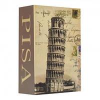 Книга-сейф (18см) Пиза, фото 1