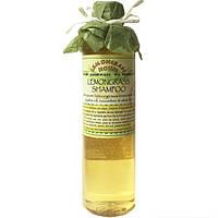 Шампунь для жирных волос безсульфатный Лемонграсс Lemongrass House 260 мл
