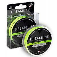 Шнур Mikado Dream Line Competition 150м 0,23мм 23,61кг fluo green